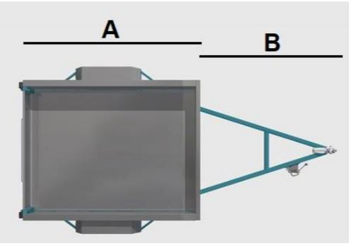 hoe bepaal je de lengte van de hoofdkabel?
